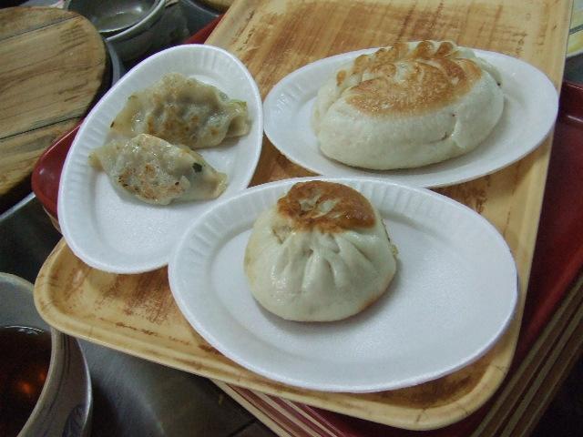 四海豆漿大王 肉包・菜包・鍋貼