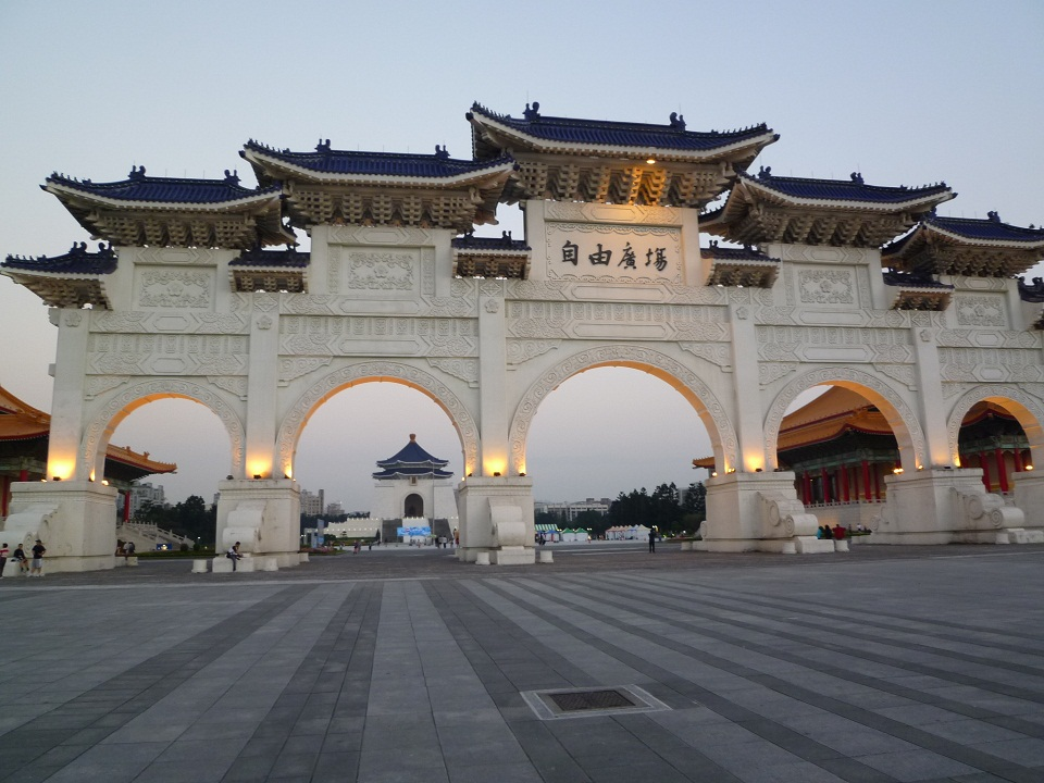 国立台湾民主記念館(中正祈念 ...