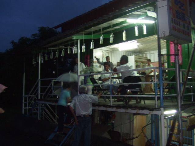 高雄県林園の海鮮料理